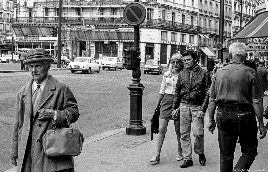 Paris 1968  no. 4